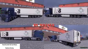 Reed Boardall Trailer » GamesMods.net - FS19, FS17, ETS 2 Mods