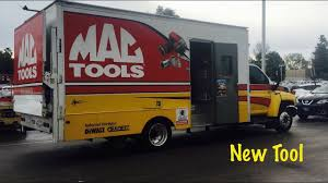 99 Truck Tools MAC Tool Tour 2018 YouTube