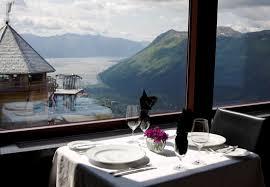 Chair 5 Restaurant Girdwood Alaska by Seven Glaciers Restaurant Alyeska Resort Girdwood Alaska