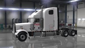STAR TRANSPORT, INC. COMPANY SKIN FOR ODDFELLOW'S FREIGHTLINER XL V1 ...