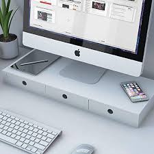 Imac Desk Mount Uk by Best 25 Monitor Ideas On Pinterest Monitor Stand College Desk