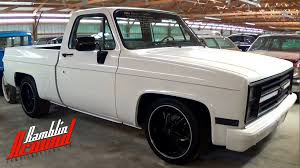 1986 Chevrolet C10 Shortbed Lowered Pickup - YouTube Classic Chevy Truck Parts Gmc Tuckers Auto How To Install Replace Weatherstrip Window 7387 86 K10 Short Bed Swb Silverado 4x4 1986 Blue Silver 731987 4 Ord Lift Part 1 Rear Youtube Old Photos Collection All Busted Knuckles C10 Photo Image Gallery Gauge Cluster Dakota Digital Pickup 04cc02_o10thnnu_midwest_l_truck_tionals Tt016jpg By Vcsniper Photobucket Pinterest Square Foundation Chevrolet Suburban For Sale Hemmings Motor News 1982 Gmc Truck
