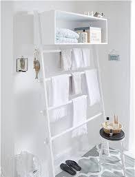 anlehngarderobe haus deko badezimmer handtuchhalter