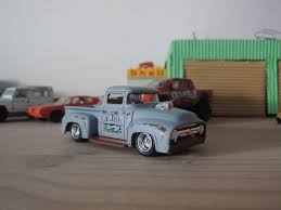 56 Ford   Custom '56 Ford Truck, Hot Wheels, Changed Wheels…   Lou's ... 56fordtruckf100evestiwell8 Total Cost Involved Hot Wheels 100 Moon Equipped Truck Set Feat Custom 56 Ford Wheelswapped Truck Album On Imgur 31956 F100 Archives 2017 K Case 215 Youtube Hauler Great Project Automotive Pinterest 1956 Street Rod Pickup Ford Keda Dye Chassis Network F150 Mickey Thompson Tires Truckin Magazine Image Hw Custom56fordtruck Redline 01 Dscf6886jpg