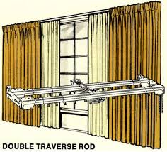 Rod Desyne Traverse Curtain Rod by 100 Best Draperies Images On Pinterest Curtains Window Intended