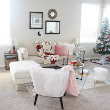 Our Holiday Family Room Organized And Functional At Home
