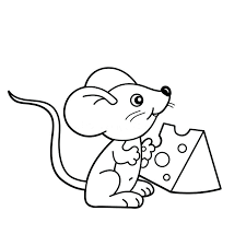 cheese coloring pages coloring page outline of cartoon little mouse with cheese coloring book for cheese coloring pages