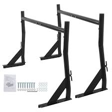 100 Truck Ladder Bars LEMY Adjustable Steel 2Bar Rack 650 LB Capacity