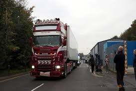 100 Picture Of Truck 39 People Found Dead In Truck Near London Were Chinese UK