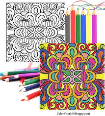 Authors Creating Coloring Books For Adults Draw Comfort And Profits From New Trend Coloringbookimage