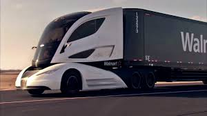 100 Fuel Efficient Truck Is Walmarts WAVE Concept The Future Of Semis