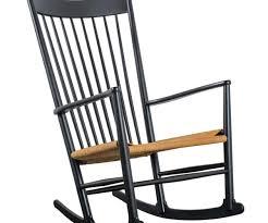 Furniture : Simple Rocking Chair Vintage Black Rocking Chair ...