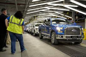 Ford F-150 Production Will Halt Temporarily At Kansas City Area ... The Ford Super Duty Is A Line Of Trucks Over 8500 Lb 3900 Kg Motor Co Historic Photos Of Louisville Kentucky And Environs Revs Up Large Suv Production To Boost Margins Challenge Gm Auto Parts Maker Invest 50m In Thanks Part Us Factory Orders 14 Percent September Spokesmanreview Will Temporarily Shut Down Four Plants Including F150 Factory Vintage Truck Plant How Apply For Job All Sizes 1973 Assembly Flickr Photo Workers Get Overtime After Pickup Slows