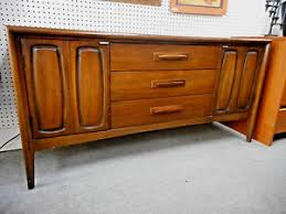 mid century danish modern broyhill emphasis small buffet credenza