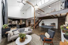 100 Warehouse Living Melbourne Vast Warehouse Conversion Heads To The Auction Block The