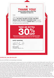 Macys Coupons - Extra 30% Off At Macys, Or Online Via Promo Code PC4HA2 Roc Race Coupon Code 2018 Austin Macys One Day Sale Coupons Extra 30 Off At Or Online Via Promo Pc4ha2 Coupon This Month Code Discount Promo Reability Study Which Is The Best Site North Face Purina Cat Chow Printable Deals Up To 70 Aug 2223 Sale Ad July 2 7 2019 October 2013 By October Issuu Stacking For A Great Price On Cookware Sthub Jan Cyber Monday Camcorder Deals 12 Off Sheet Labels Label Maker Ideas 20 Big