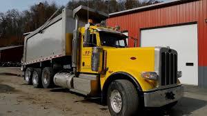 100 Bb Trucking 2017 Peterbilt 389 TriA Dump Truck DA0337 YouTube