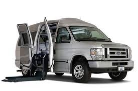 2010 Ford E150 Wheelchair Accessible Conversion Van