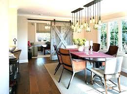 Contemporary Dining Room Ceiling Lights Light Fixtures Lighting