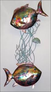 Fish Wall Sculptures 2 Selections