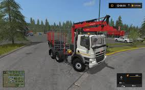Tatra Phoenix 6x6 With Forestry Crane - Mod For Farming Simulator ... 2003 Freightliner Fl70 Forestry Chipper Dump Truck Carb Ok For Chip Trucks Eaton Georgia Putnam Co Restaurant Drhospital Bank Church 001 Bts 0432 Intertional Hi 2005 Ford F750 65 Foot Altec Boom Tristate Bucket Trucks For Sale Youtube Bucket Chipdump Chippers Ite Equipment Logging Transport Lumber Wood Industry North Cheshire Tree Surgeon Stockport Manchester