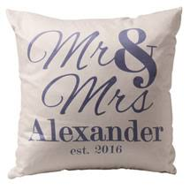 Couples & Love Personalized Throw Pillows at Signals