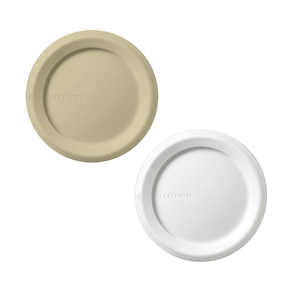 Lutron Electronics Rotary Dimmer Replacement Knob - White/Ivory