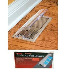 Ceiling Ac Vent Deflectors by Floor Vent Deflector Image Is Loading Vent With Floor Vent
