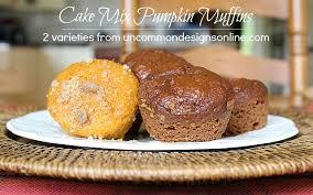 Libbys Pumpkin Pie Mix Muffins by Cake Mix Pumpkin Muffins Pumpkin Pie And German Chocolate Recipes