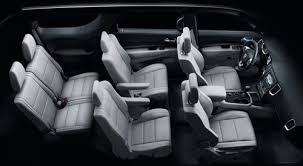 Does Acura Mdx Have Captains Chairs by List Of 3rd Row Suvs With 2nd Row Captains Chairs Love