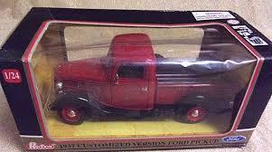 100 Cool Ford Trucks RedBox 1937 Customized Pickup EBay