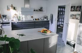 neue küche mit vorher nachher bilder a matter of taste