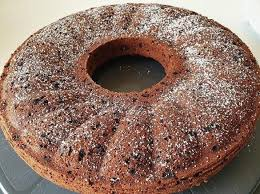 saftig fluffiger rotweinkuchen