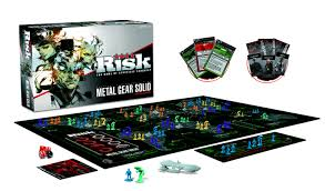 A Closer Look At The 50 Risk Metal Gear Solid Limited Edition Board Game