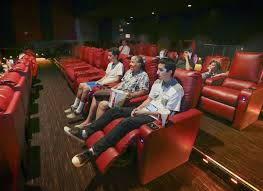 AMC 6 reopens on California Avenue with reclining seats up ing