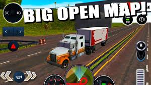 American Truck Driver Simulator - Android Gameplay - Simulation Game ...
