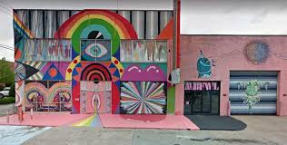 102 Flaming Lips House The Womb Arts Complex Founded By Wayne Coyne Of The