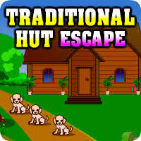 Halloween Street Escape Walkthrough by Avm Traditional Hut Escape Walkthrough