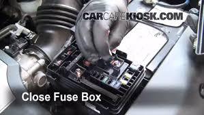 replace a fuse 2007 2013 acura mdx 2009 acura mdx 3 7l v6