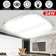 details zu 18w 48 led panel deckenleuchte deckenle badleuchte wohnzimmer küchen 3 0 w