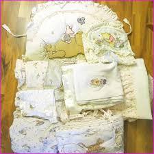 classic winnie the pooh crib bedding set home design ideas