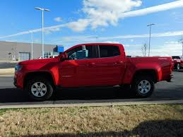 100 Chevrolet Colorado Truck 2019 New 4WD Crew Cab 1283 Work At