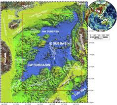 Evidence For Seafloor Spreading Comes From by Evolution Of The South China Sea Revised Ages For Breakup And