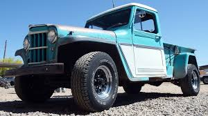 100 Truck Jeep 19461964 Willys Pickup Roadkill Customs