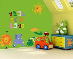 stickers pour chambre d enfant déco line