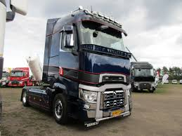 100 High Trucks CC Global 2016 Renault T Edition Cozy Walk Through Cab