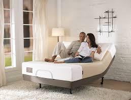 Bedroom Adjustable Bed Legs Motorized Mattress Power Mattress