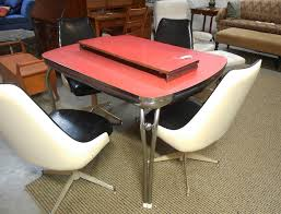 100 Red Formica Table And Chairs Uk