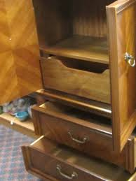 Tiger Oak Dresser Beveled Mirror by 122957389 Jpg