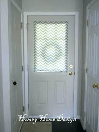 Front Door Side Window Curtain Panels by Front Door Window Curtain Image Modern Front Door Window Curtains